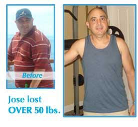 Weight loss no fast food